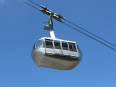 One of the Portland Aerial Tram cabins.