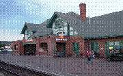Station at Flagstaff